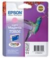 Epson Ink T0806 Light Magenta Hummingbird Stylus