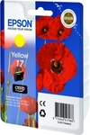 Epson Ink 17 Series Yellow Poppy Claria Home Ink