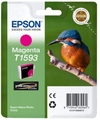 Epson Ink T1593 Magenta Ink Cartridge Kingfisher Sp R2000