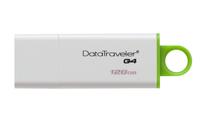 Kingston DTI USB 3.0 128GB DataTraveler I G4 USB Flash Drive - Cover