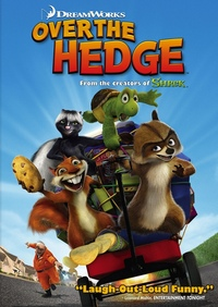Over The Hedge (DVD) - Cover
