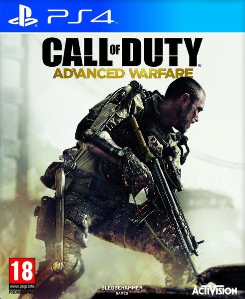Call Of Duty: Advanced Warfare (PS4 Essentials)