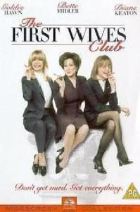 The First Wives Club (DVD) - Cover