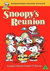 Peanuts - Snoopy's Reunion (DVD) Cover