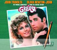 Various Artists - Grease - Original Soundtrack (CD) - Cover