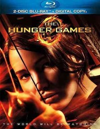 Hunger Games (Region A Blu-ray) - Cover