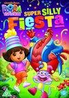 Dora The Explorer - Super Silly Fiesta (DVD) Cover
