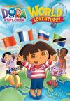 Dora The Explorer - World Adventure! (DVD) Cover