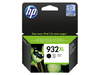 HP # 932Xl Black Officejet Ink Cartridge