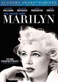My Week With Marilyn (Region 1 DVD) - Cover