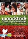 Woodstock: 3 Days of Peace & Music (Region 1 DVD)