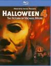 Halloween 4 (Region A Blu-ray)