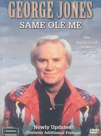 George Jones - Same Ole Me (Region 1 DVD) - Cover