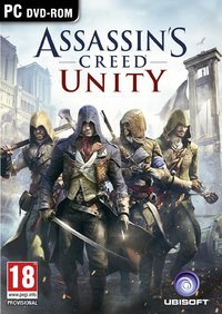 Assassin's Creed: Unity (PC) - Cover