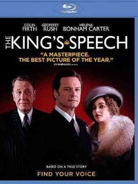 King's Speech (Region A Blu-ray) - Cover