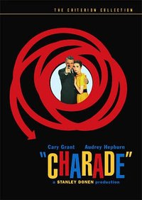 Criterion Collection: Charade (Region 1 DVD) - Cover