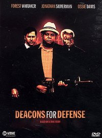 Deacons of Defense (Region 1 DVD) - Cover