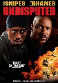Undisputed (Region 1 DVD) - Cover