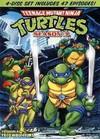 Teenage Mutant Ninja Turtles: Season 3 (Region 1 DVD)