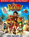 Pirates Band of Misfits (Region A Blu-ray)