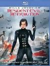 Resident Evil:Retribution (Region A Blu-ray)