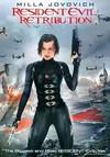 Resident Evil: Retribution (Region 1 DVD)