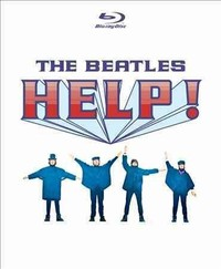 Beatles - Help (Region A Blu-ray) - Cover