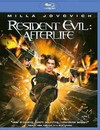 Resident Evil:Afterlife (Region A Blu-ray)