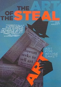 Art of the Steal (Region 1 DVD) - Cover
