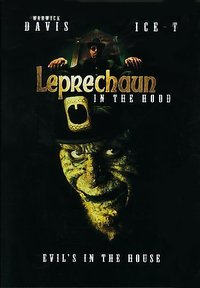 Leprechaun In the Hood (Region 1 DVD) - Cover