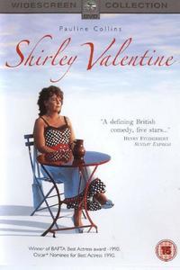 Shirley Valentine (DVD) - Cover
