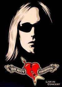 Tom Petty - Live (Region 1 DVD) - Cover