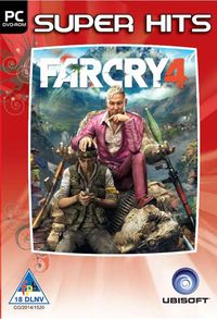 Far Cry 4 (PC Download) - Cover