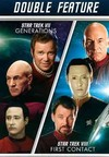 Star Trek VII: Generations / Star Trek VIII (Region 1 DVD)