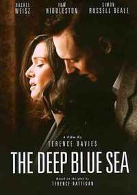 Deep Blue Sea (Region 1 DVD) - Cover