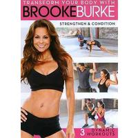 Transform You Body With Brooke Burke: Strengthen (Region 1 DVD)