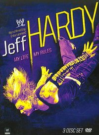 Jeff Hardy:My Life My Rules (Region 1 DVD) - Cover