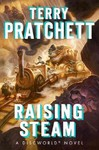 Raising Steam - Terry Pratchett (Hardcover)