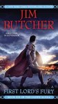 First Lord's Fury - Jim Butcher (Paperback)