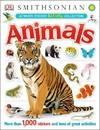 Animals Activity Sticker Book - Inc. Dorling Kindersley (Paperback)