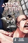 Attack on Titan 2 - Hajime Isayama (Paperback)