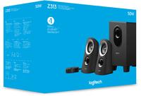 Logitech Z313 2.1 Speakers - Cover
