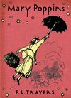 Mary Poppins - P. L. Travers (Hardcover) Cover