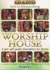 Worship House - Project 5 - Cast All Your Burdens DVD-CD (DVD)