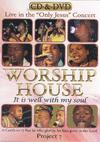 Worship House - Project 7-It Is Well With My Soul DVD-CD (DVD)