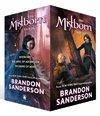 Mistborn Trilogy - Brandon Sanderson (Paperback)