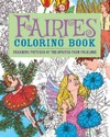 Fairies Adult Coloring Book - Arcturus Publishing Limited (Paperback)