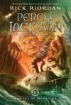 The Sea of Monsters - Rick Riordan (Hardcover)