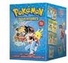 Pokemon Adventures: Box Set 1 Red & Blue (Vol. 1-7) - Hidenori Kusaka (Paperback)