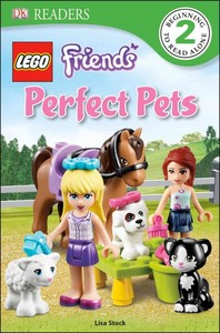 Perfect Pets - Lisa Stock (Paperback) - Cover